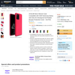 EOFY 30% off ZUSLAB Sitewide | iPhone SE 11 Pro Max Case S20 Ultra S10 Note 10 $6.96 +Delivery ($0 with Prime/$39+) @ Amazon AU