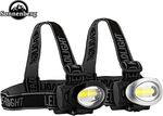 Sonnenberg 3W LED Headlamp 2-Pack $9.99 + Delivery @ Catch