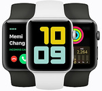 Apple Watch Series 3 38mm $299 Delivered at Apple Store AU / $298 @ Officeworks & Harvey Norman