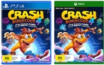 [XB1, PS4, Pre Order] Crash Bandicoot 4: It's about Time $68 + Delivery ($0 C&C) @ Harvey Norman