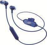 JBL LIVE25BT In Ear Wireless Headphones - Black/Blue $39 @ Big W