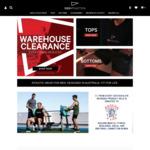 Men's Athletic Apparel - $5 Tees, $3 Socks, $10 Shorts - Further Markdowns at Sqdathletica.com + $10 Shipping