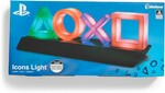PlayStation Icons Light by Paladone $22 (Was $48) @ Big W