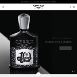 20% off Sitewide @ Creed Perfume