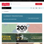 20% off Full Priced Books @ Dymocks (Free Membership Required)