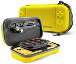tomtoc Travel Case for Nintendo Switch Lite $15.99-$16.99 + Delivery ($0 with Prime/ $39 Spend) @ tomtoc via Amazon AU