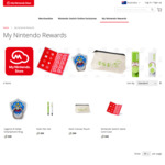 Physical Rewards for Platinum Coins - Switch Game Case, Zelda Phone Ring, Yoshi Pens/Canvas Pouch + $7.95 Post @ MyNintendoStore