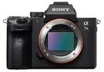 Sony Alpha A7 III Mirrorless Digital Camera (Body Only) $2379.15 ($1979.15 after $400 Cashback) @ digiDIRECT