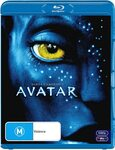 Avatar (Blu-Ray) $4.43 + Delivery ($0 with Prime/ $39 Spend) @ Amazon AU