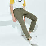 Giordano Stretch Low-Rise Slim Tapered Khakis $19.9 (Was $56), $8 Off $70 Spend, $15 Shipping @ Giordano