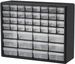 Akro-Mils 10144 Hardware and Craft Cabinet Black $30.58 + Delivery ($0 with Prime/ $39 Spend) @ Amazon AU