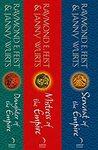 [eBook] Raymond E. Feist & Janny Wurts - The Complete Empire Trilogy $6.99 @ Amazon AU, Rakuten Kobo, Google Play Store