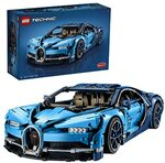 LEGO Technic Bugatti Chiron 42083 $379 Delivered @ Amazon AU