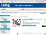 Airflo Vacuum Cleaner with Bonus Stick Vac $99 Harris Scarfe (Save $150 / 60%)