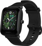 "Amazfit Bip U Pro Black Fitness Watch w/ GPS and Alexa 1.43"" Colour Display $88.93 + Shipping ($0 with Prime) @ Amazon US via AU"