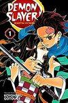 [eBook] Free - Demon Slayer: Kimetsu no Yaiba, Vol. 1: Cruelty @ comiXology / Amazon AU