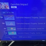 [PS4] Free Series 2 to 5 Trophies @ Genshin Impact