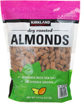 Kirkland Signature Dry Roasted Almonds 2x 1.13kg $29.96 ($13.30/kg) Delivered (Was $49.98) @ Costco (Membership Required)