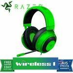Razer Kraken Multi-Platform Wired Gaming Headset $59 Delivered @ Wireless1_eshop eBay