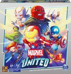 Marvel United Board Game $35 + Delivery ($0 with Prime/ $39 Spend) @ Amazon AU