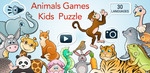 [Android] $0 Kids Puzzle Game - Animals Game @ Google Play