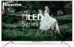 "[Afterpay] Hisense 75U7G 75"" QLED 4K Smart TV $1,614.15 + Delivery @ Powerland AU eBay"