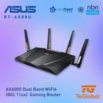 [Refurbished] ASUS RT-AX88U AX6000 Dual Band 802.11ax Wi-Fi 6 Router MU-MIMO $329 Delivered @ TeGlobal via Kogan