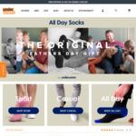 20% off Site Wide - Socks, Briefs & Thermals Delivered ($50 Min Spend) @ Underworks