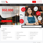 Earn a single Qantas Point in your Business Rewards Acct, Get 5,000 Bonus Points @ Qantas Business Rewards