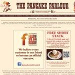 Free Short Stack - Pancake Parlour Melbourne Central