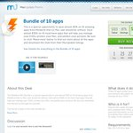 MacUpdate Bundle A Collection of 10 Apps for One Low Price! 87% off
