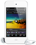 iPod Touch 8GB White (4th Gen) for $129 / 16GB for $169 @ OfficeWorks