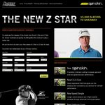FREE - SLEEVE OF Z STAR GOLF BALLS - 15000 Sleeves to Give Away