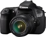 Canon EOS 60D Including 18-55mm Lens - $636.65 @ JB Hi-Fi