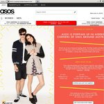 20% Full Price ASOS Code & #findASOS Event with Freebies at Various Unis
