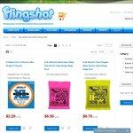$2 D'Addario EXL110 Guitar Strings Shipped - Buy More Save More String Sale - Flingshot