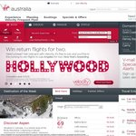 10% Off Every Virgin Domestic Flight - No Exceptions