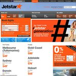 Bali RETURN ex Perth $155, Darwin $139, Adel $237 with Jetstar (July-Sept)