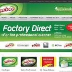 Bargain Cleaning Products (Laverton North - Western Melbourne) @ Sabco