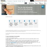 Amazon.com - Free International Shipping When Paying with AmEx on Orders over USD $100