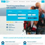 TID (Travel Insurance Direct) 10% off Coupon Code