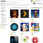 [Amazon.com.au] Over $240 Worth of Top Paid Android Apps and Games FREE- Amazon Appstore