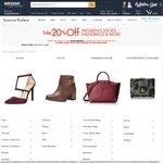 20% off Women's Shoes, Handbags & More @Amazon.com