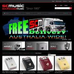The T-REX FX Pedal Sale - Sustainer RRP $229 Now $79 - Booster RRP $199 Now $69 +More @ SCM