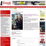 Win 1 of 20 Double Passes to See The 5th Wave from Femail