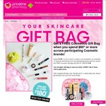 Priceline - Free Skincare Bag with Purchase of Selected Skincare, Suncare and Tanning Products (Minimum $69 Spend)