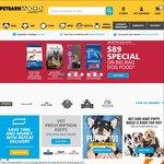 Petbarn $89 Royal Canin, Black Hawk, Eukanuba and Advance Big Bags + Shipping