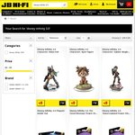 All Disney Infinity 3.0 Figures - $5 at JB Hi-Fi (Nationwide)