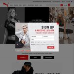 Puma Store 30% off Men's Footwear and Apparel and Free Shipping 24 Hours Only