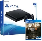Win a 1TB PlayStation 4 + Resident Evil 7 Worth $488 from Panic Art Studios